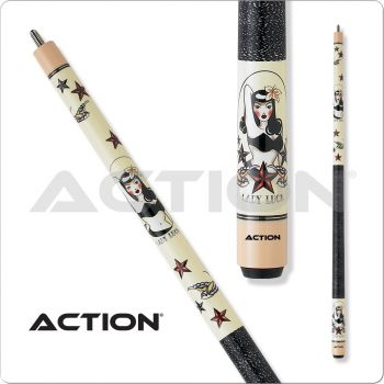 Action Adventure ADV81 Lady Luck Cue