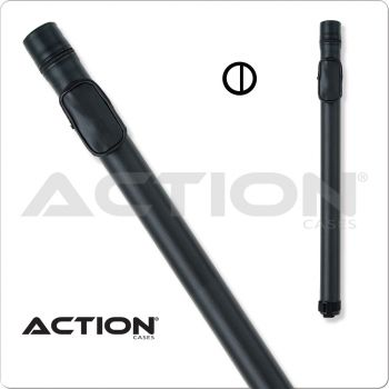 Action ACRND 1x2 Round Hard Cue Case
