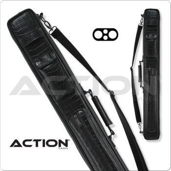 Action ACSC09 2x2 Leatherette Soft Cue Case