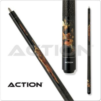 Action Adventure ADV85 Wolf Pool Cue