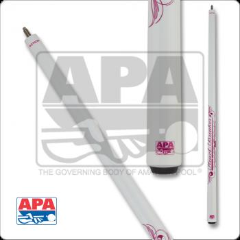 APA APABK03 Pink Heart Breaker Cue 22oz