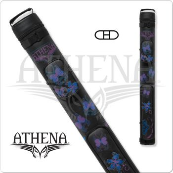 Athena ATHC08 2x2 Hard Embroidered Cue Case