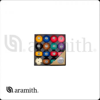 Aramith BBABK Black Ball set