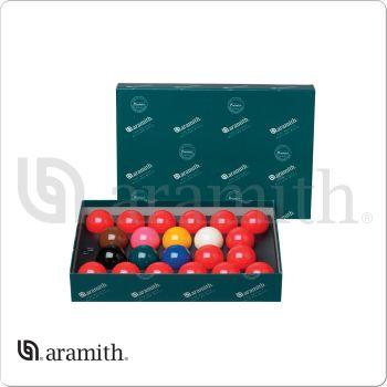 "Aramith BBAES2.125 Premier 2 1/8"" English Snooker Set"