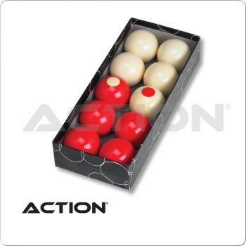 Action BBBUMP Bumper Pool Ball Set
