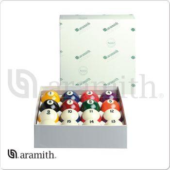 Aramith BBCB Crown Standard Ball Set