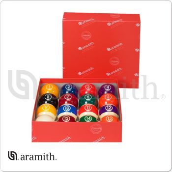 Aramith BBCONT Continental Ball Set