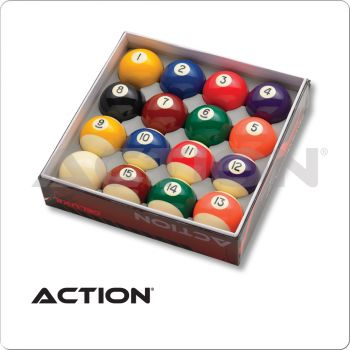 Action BBDLX Deluxe Pool Ball Set