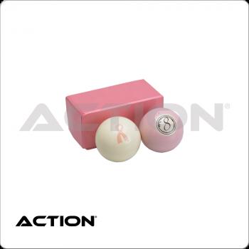 BBPINK Pink Ribbon Ball Set