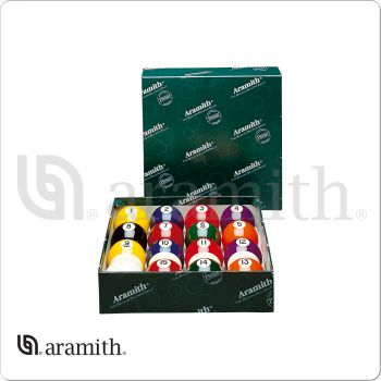 "Aramith BBPR2.125 Premier 2 1/8"" Ball Set"