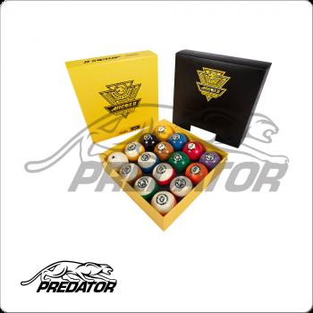 Predator BBPRE Arcos Billiard Balls