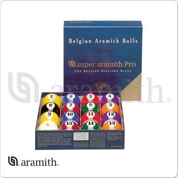 Super Aramith BBSAP Pro Ball Set