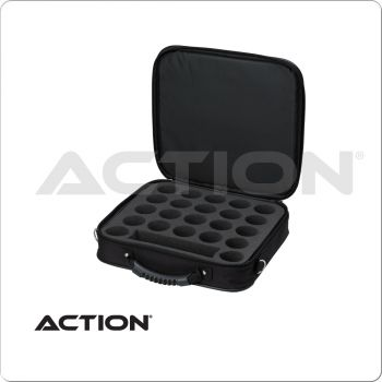 Action BBSCC Snooker Ball Carrying Case