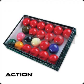 Action BBSNK Snooker Ball Set