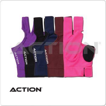 Action Deluxe BGLDLX Billiard Glove - Bridge Hand Left