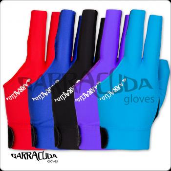 Barracuda BGLBAR Billiard Glove - Left bridge hand