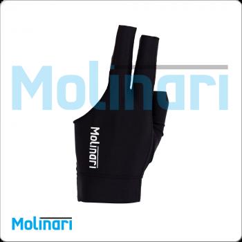 Molinari BGLMOL Billiard Glove Small Left Hand