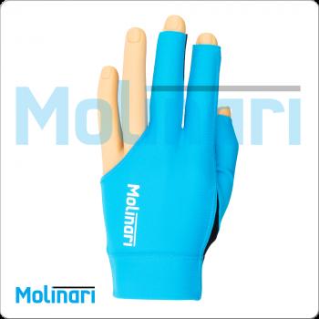 Molinari BGLMOL Billiard Glove One size fits most Left hand