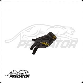 Predator BGLPY  Second Skin Black & Yellow - Bridge Hand Left XXL