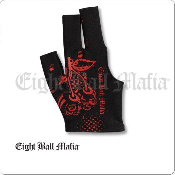 Eight Ball Mafia BGREBM02 Glove - Bridge Hand Right