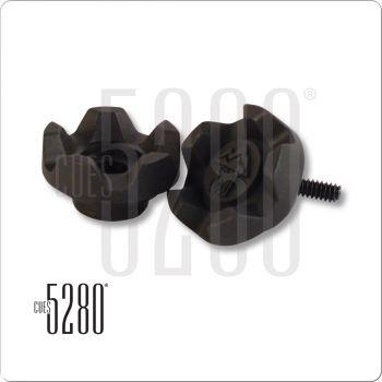 5280 Crown BUMP5280 Screw-in Pool Cue Bumper