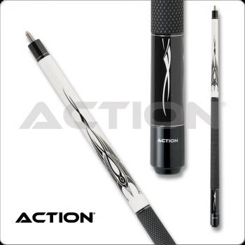 Action Black & White BW01 Cue