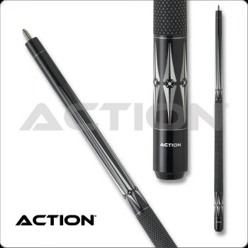 Action Black & White BW02 Cue