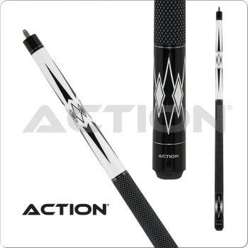 Action Black & White BW22 Cue