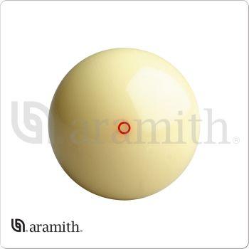Aramith CBRC Red Circle Cue Ball