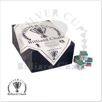 Silver Cup CHS144 Chalk 144 Piece Box