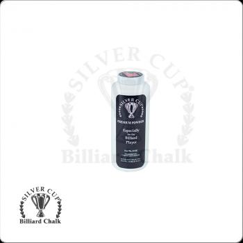 Silver CHSPP Cup Premium Powder Bottle