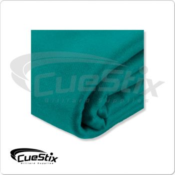 Rail Cloth - Mercury Ultra w/ Teflon- 6 Rails - T Green