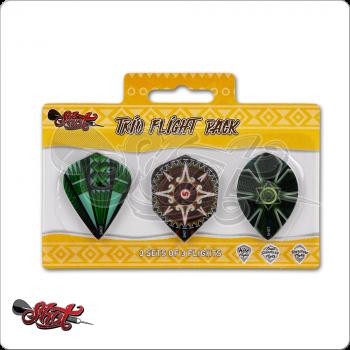 Shot Dart - Trio Flight DRTATF Pack