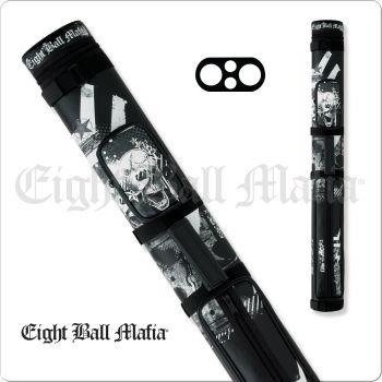 Action Eight Ball Mafia EBMC22B 2x2 Hard Cue Case