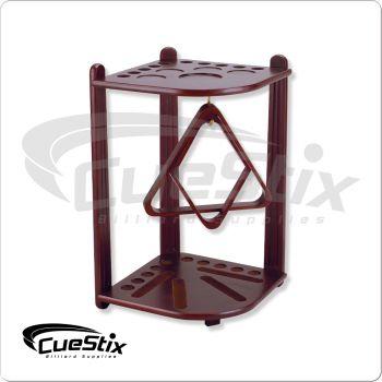 10 Cue FR10 Deluxe Corner Floor Rack