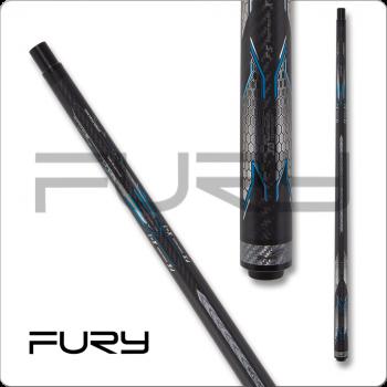 """Fury Storm FUBKC1 Carbon Fiber - 58"""" Break Cue - No Wrap"""