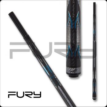 """Fury Storm FUBKC3 Carbon Fiber - 55"""" Break Cue - No Wrap"""