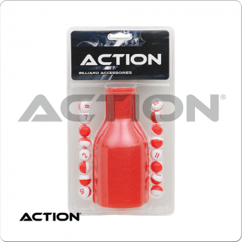 Action GAPBPP Plastic Bottle & Pills - Blister Pack