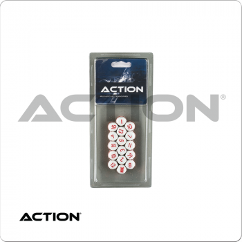 Action GAPBW White Scoring Pills- Blister Pack