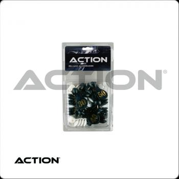 Action GAPSB Plastic Scoring Beads