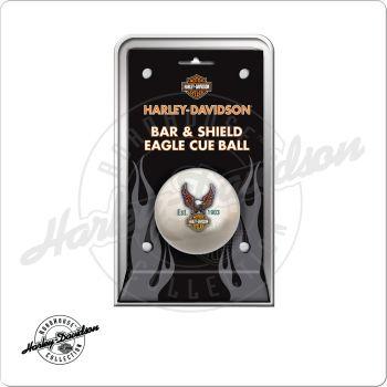 Harley Davidson HDCB Eagle Cue Ball