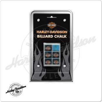 Harley Davidson HDCH 6 Piece Chalk