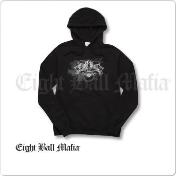 Action Eight Ball Mafia HOODEBM Hooded Sweatshirt
