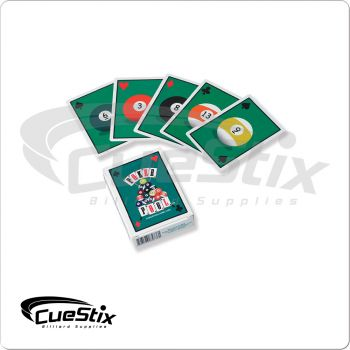 GAPP Poker Pool Cards