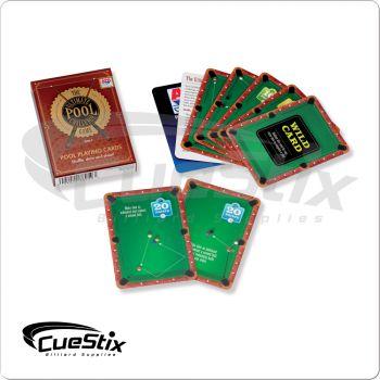Ultimate IPUPC Pool Challenge Playing Cards