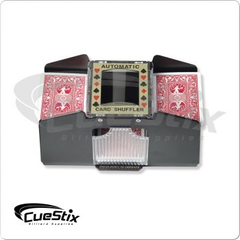 POKSHUF 4 Deck Card Shuffler