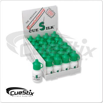 Cue SPCS24 Silk Shaft Conditioner Case