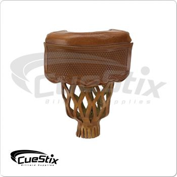 Tan Leather TPPK06 Shield Pockets