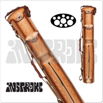 Instroke IST37 Tooled 3x7 Leather Case