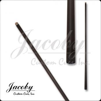 Jacoby JCBCF Black Carbon Fiber Shaft
